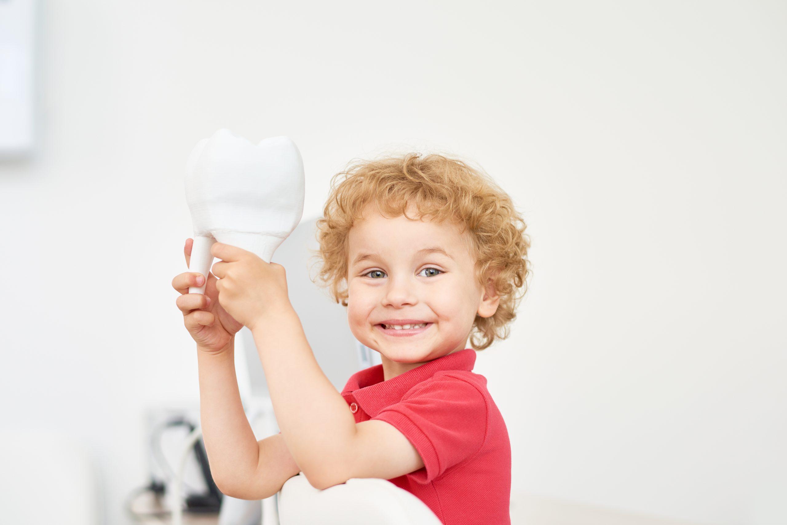 Clinica V-dental - pedodontie