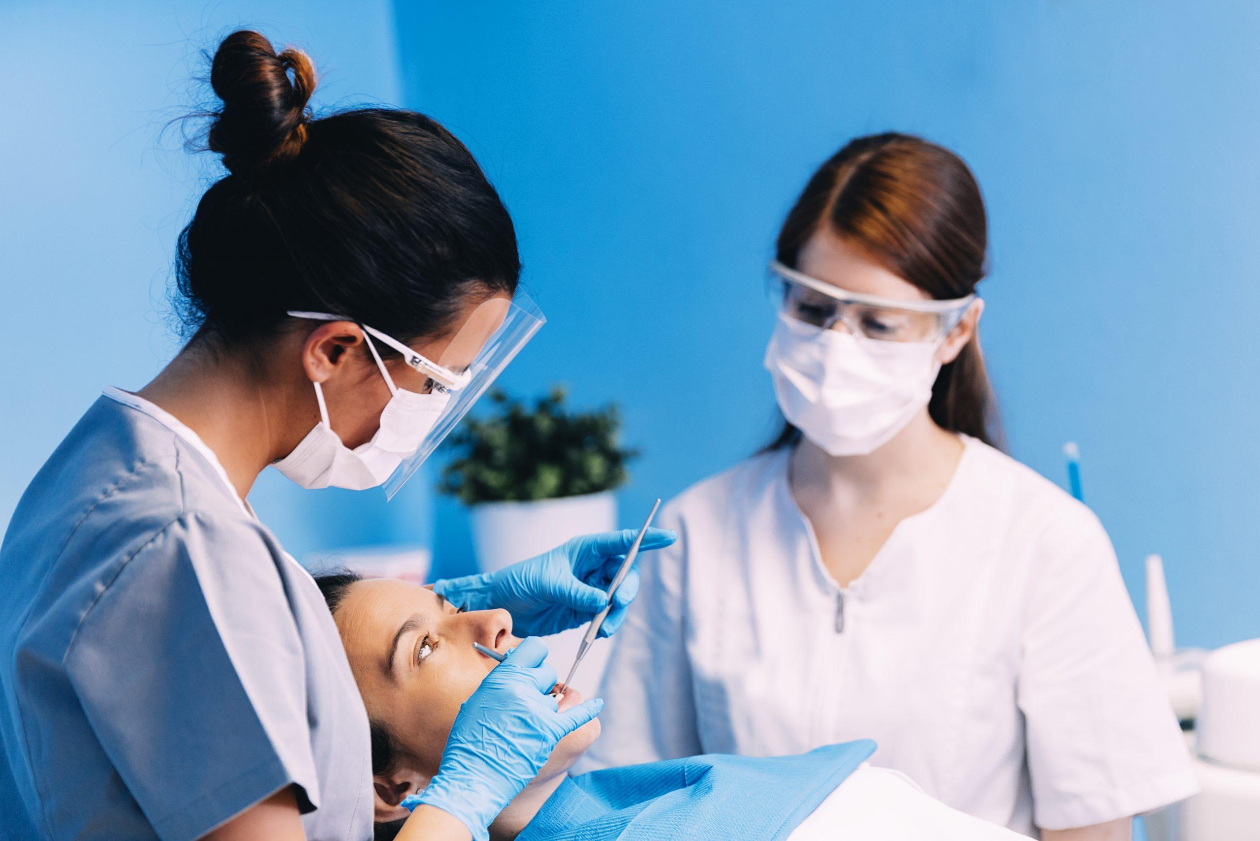 Clinica V-dental - Paradontologia